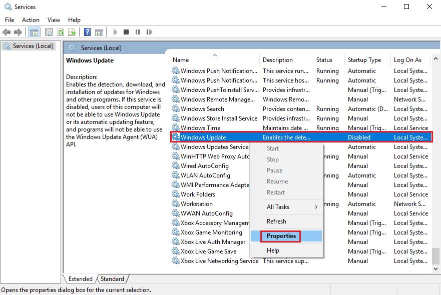 windows update aktualizace windows