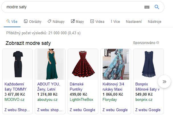 reklamní server Google