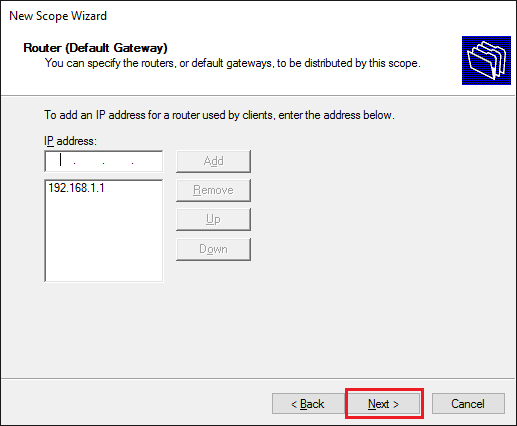 Windows Server 2016 - Konfigurace DHCP