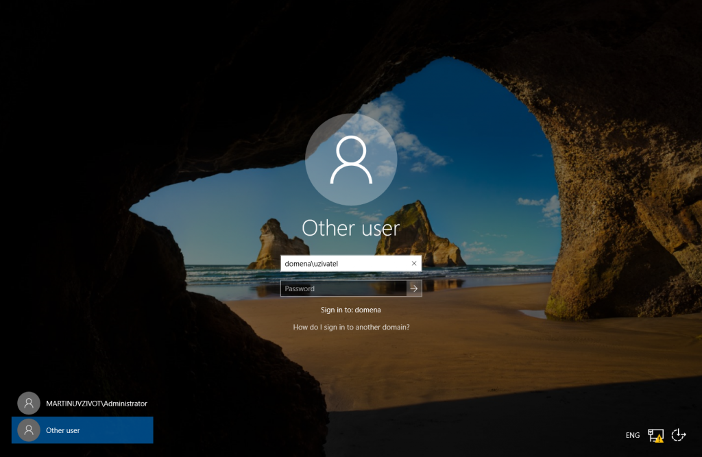 Other User Windows