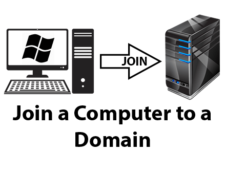 Join a Computer to a Domain