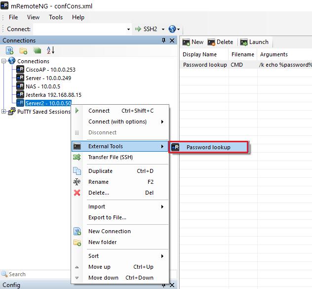 Jak dešifrovat heslo v mRemoteNG (mRemoteNG password decrypt)