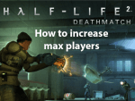 Half Life 2 increase players